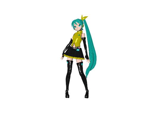 DT Vocal Miku DL by miku737