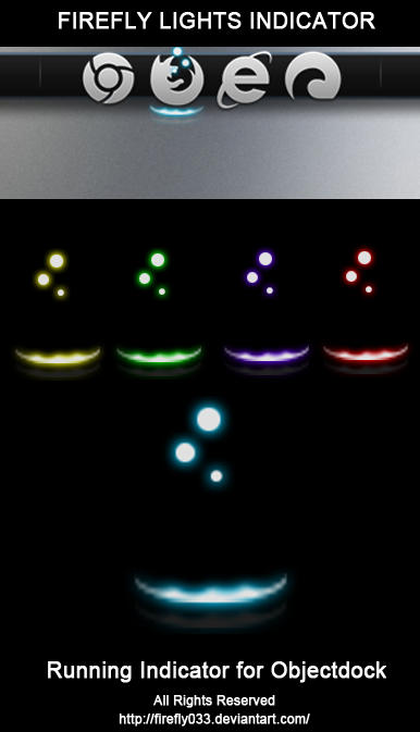Firefly Lights Indicator by Firefly033
