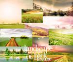 textures pack #O6 - 'landscape'