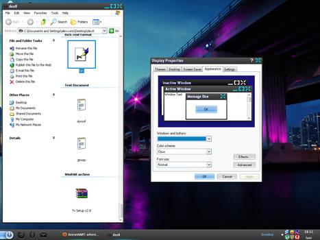 Visual Style XP 2012 ( StilNou )