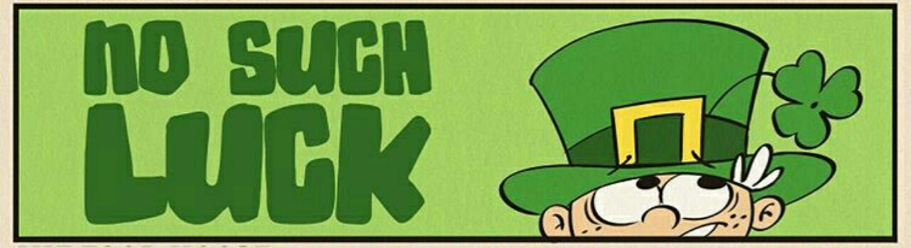 Review: No Such Luck by AustinDR on DeviantArt