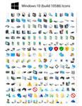 W10 10586 Icons