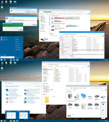 Windows 10 Icon Pack  for Windows 7
