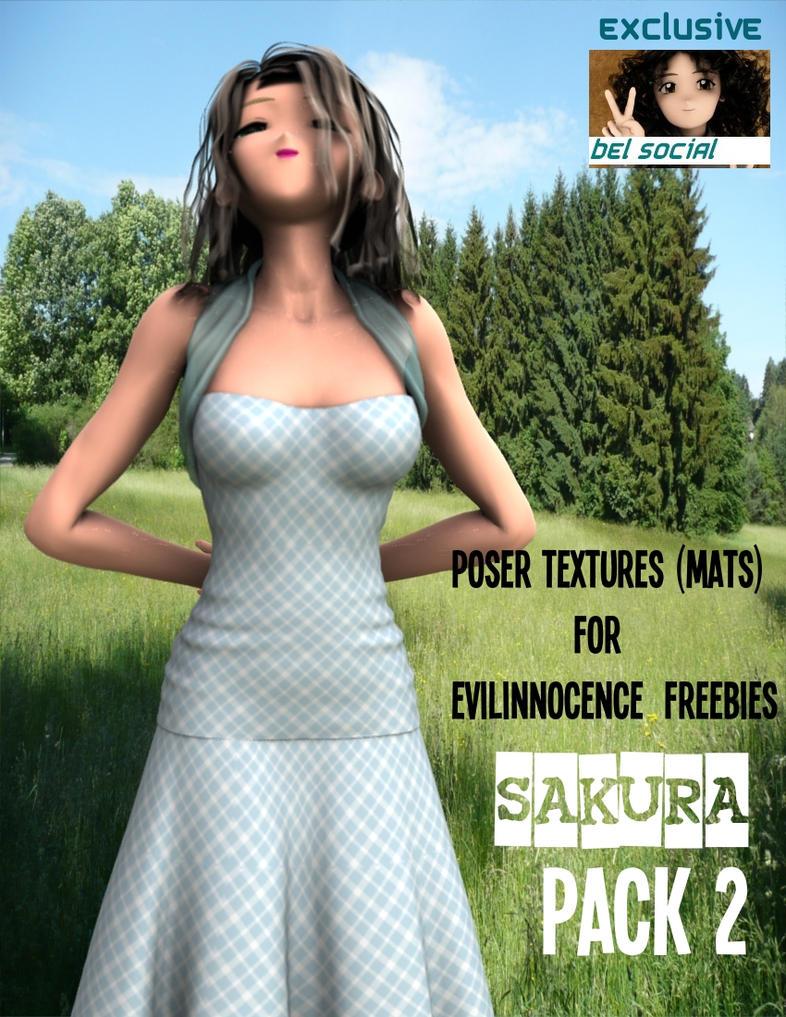 SAKURA for EI 2 - Bel-Social by A-Frique