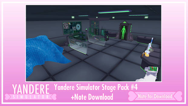 Yan Sim Stage Download on MikuMikuYandere - DeviantArt