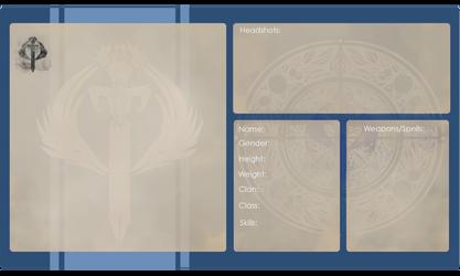 Borok Profile Sheet by Yuroboros