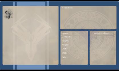 Linji Profile Sheet by Yuroboros