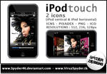 iPod touch icons