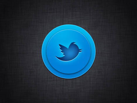 Scalable Twitter Button