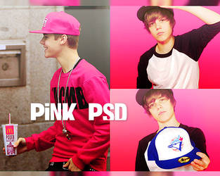 + Pink PSD by hotlikethat
