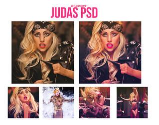 + Judas PSD by hotlikethat