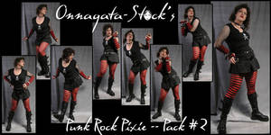 Punk Pixie Pack 2