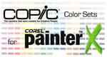 Copic Color Sets for Painter X