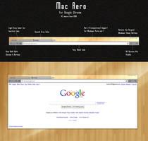 Mac Aero For Google Chrome by mACrO-lOvE