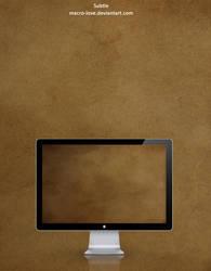 Subtle Wallpaper by mACrO-lOvE