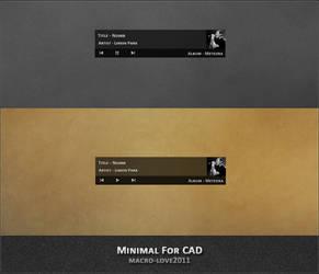 MINIMAL for CAD