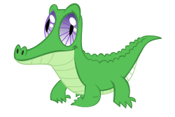 Gummy Vector by SoupInsanity