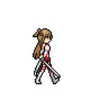 Asuna v2 walk