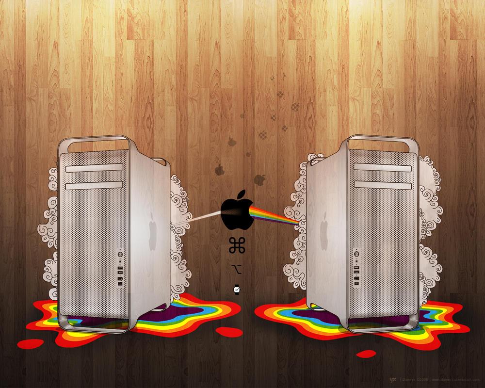 Mac Pro by Danwyx