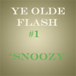 Old Flash 1, Snoozy by Toughset