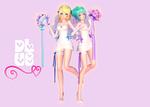 .:  Tda Kawaii Brides + Outfits Base [+Dl ]  :.