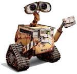 Wall-E Mac Icons Set 01