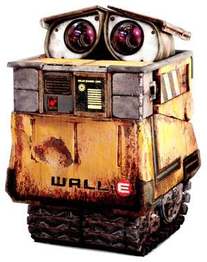 Wall-E Mac Icons Set 02 by bebesushii