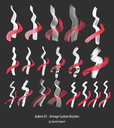 Aubert 01 - Custom Brushes