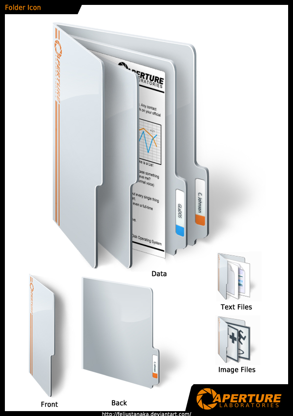 Portal Icons - Live Folder