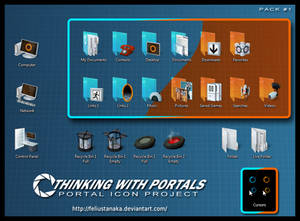 Thinking with Portals - Pack 1