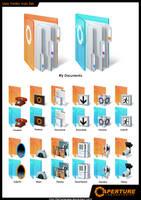 Portal Icons - User Folders by FeliusTanaka