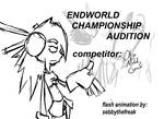 ENDZONE AUDITION+music