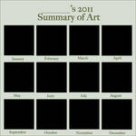 2011 Art Summary Meme BLANK
