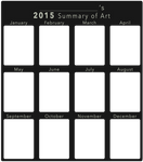 2015 Art Summary BLANK