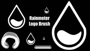 Rainmeter Logo Brush