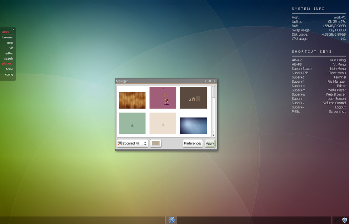 Webkit App Bar by xDaks
