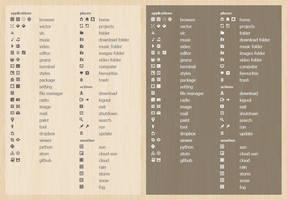 Pidi Icons by xDaks