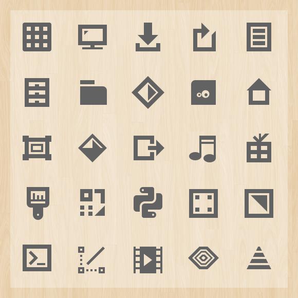Pidimax Icons by xDaks