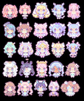 bouncing cuties