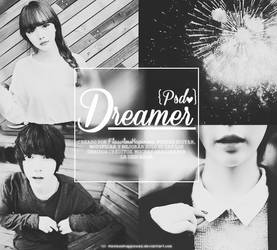 + D R E A M E R - PSD by FlawlessHappiness