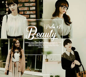 + Beauty - PSD #2 by FlawlessHappiness