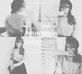 + I N N O C E N C E - PSD #4 by FlawlessHappiness