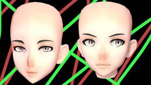 Face edit pack + DL