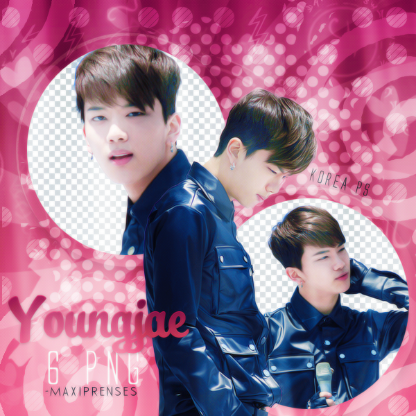 Youngjae (BAP) PNG Pack by Maxiprenses by Maxiprenses on ...
