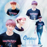 Onew (SHINee) PNG PACK