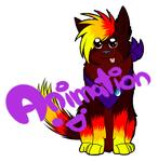 Fire Chibi Animation