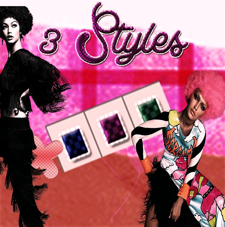 Styles by AliceViridianaRomero