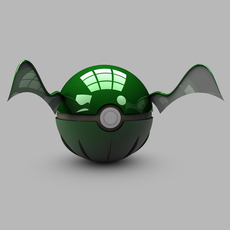 Mantis Ball by UniqSchweick12