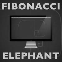 The Fibonacci Elephant by Kornum