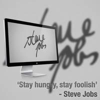 Jobs' Signature by Kornum
